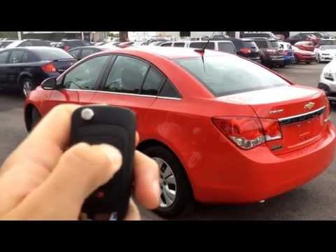2014 Chevrolet Cruze 1LT Walkaround Review | 140752