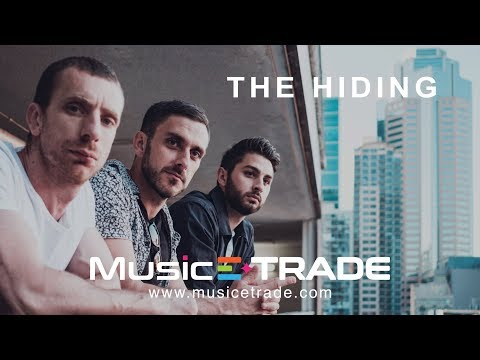 AN INTERVIEW WITH 'THE HIDING'