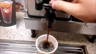 Black Coffee on Black Friday