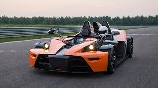 Jazda KTM X-BOW video