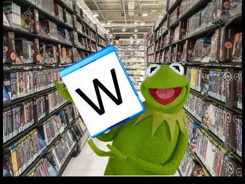 Download Entire Blu-ray Collection (the W's)