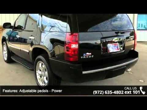 2009 Chevrolet Tahoe LTZ   El Dorado Chevrolet   McKinney.