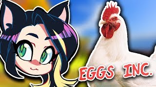 Eggs Inc: The Greatest Chicken Farmer - PART 1- Kitty Kat Gaming