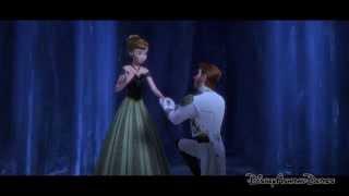 Love is an Open Door - Robert Lopez & Kristen Anderson-Lopez Demo Sync - Frozen