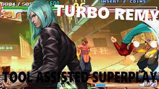 [TAS] - Street Fighter III: 4rd Strike Arranged Edition (TURBO CHEAT) - Remy - Super Art 1