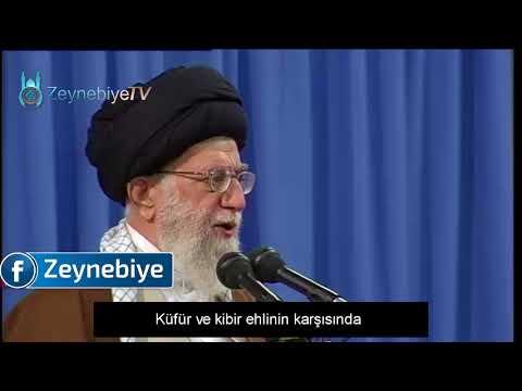 Ehlibeyt Sevdalıları Konferansı Katılımcıları İran İslam İnkılabı Rehberi Ile Görüştü