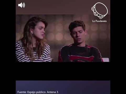 ¡¡¡Brutal crítica al Gobierno del PP de Alfred y Amaia de OT!!!