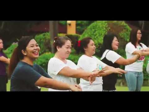 San Pedro Relocation National High School Seminar and Team Building