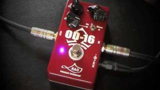 HAO: Omega Drive OD-16 Overdrive (Axis to Laney VC50)