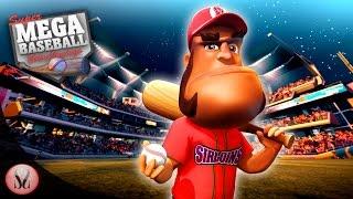 Super Mega Baseball: Extra Innings PC Gameplay