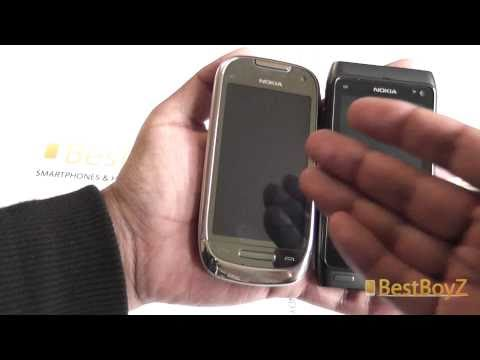 (HD) Review: Nokia C7 | BestBoyZ