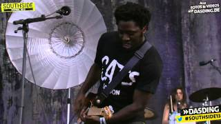 [HD] Bloc Party - Song for Clay (Disappear Here) / Banquet - Live @ Southside Festival 2013 [6/12]