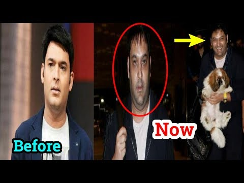 Kapil Sharma Latest Pictures After Along Time ||Kapil Sharma Gain Huge Weight
