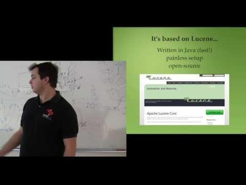 """Apresentação sobre """"Elastic Search"""" no Guru SP 30/06/2012"""