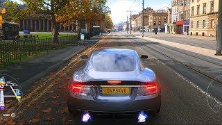 Forza Horizon 4 - Aston Martin DBS 2008 (James Bond) - Open World Free Roam Gameplay HD