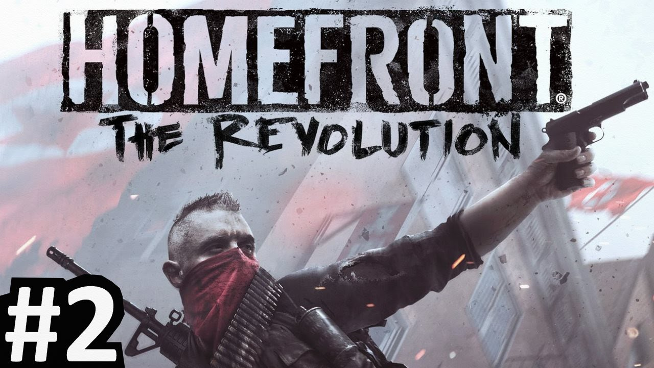 Homefront The Revolution Trainer Free Download
