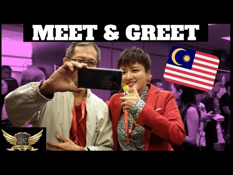 Meeting Fans in Malaysia After My Forex Talk