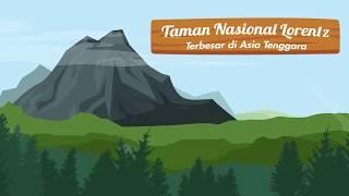 Taman Nasional Lorentz Terbesar Di Asia Tenggara