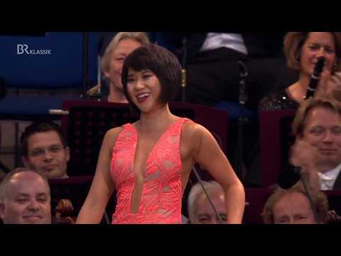 HD - Yuja Wang - Prokofiev Piano Sonata No. 7 in B flat major, Op. 83, III. Precipitato
