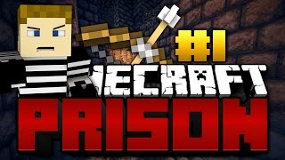 Minecraft: PRIME PRISON BREAK | CRATE OVERLOAD?! #1