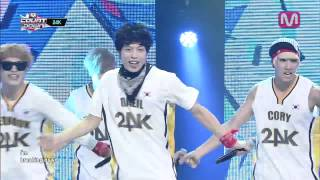 24K_귀여워 죽겠어 (U R SO CUTE by 24K of Mcountdown 2013.8.15) Mp3