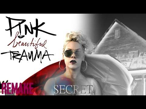 P!nk - Secrets (Instrumental / Remake / Lyrics in the description)