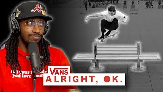 "We Discuss The Vans Video ""Alright, OK"""