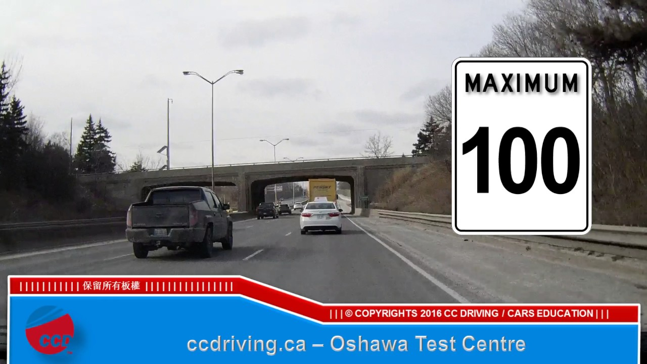 Newmarket Drive Test Centre >> Oshawa Test Centre G Road Test2
