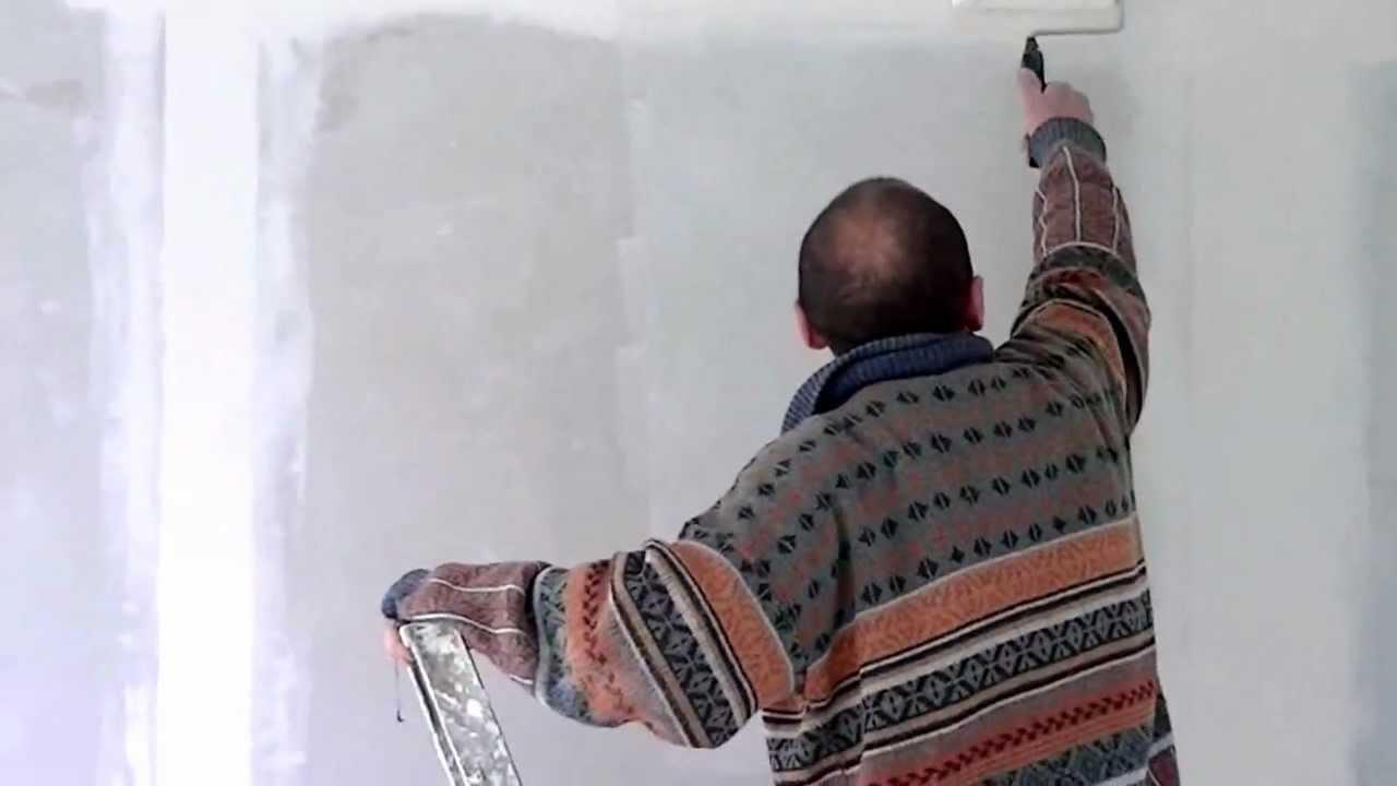 Peinture comment peindre un mur youtube for Peindre mur facilement