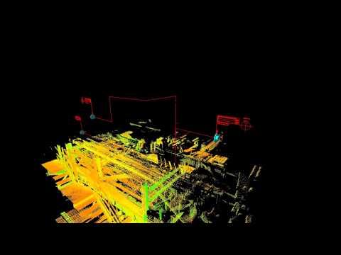 3D Laser Scanning - Dimensional Control