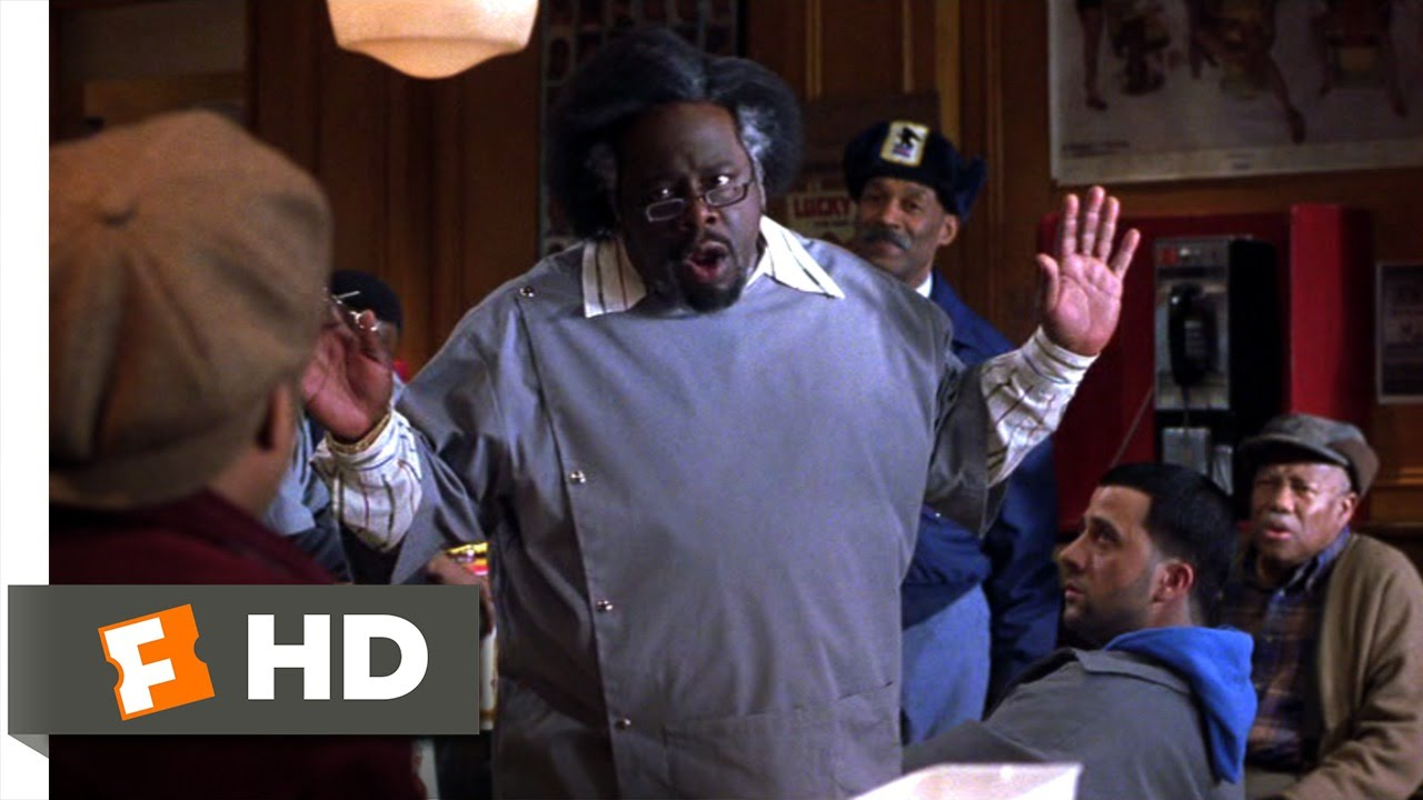 Barbershop 611 Movie Clip Rosa Parks Rodney King And Jesse