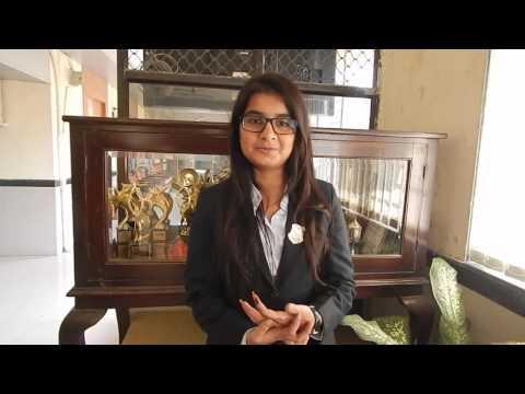 Oreitation at Sydenham Institute of Management Studies - Video testimonial by Prachi Jadhav
