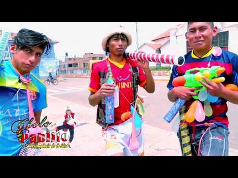 CHOLO PABLITO  Y LOS ASWANQHARIS DE LA RISA  VOL 2 - 2017