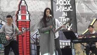 HANA菊梓喬《今天的我》@JOOX Music in the City
