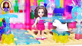 Too Much Transparent - Lego Mini Apartment Build Challenge
