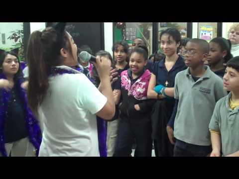 Karaoke 4 Kids entertains kids!