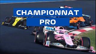 Championnat PRO (Saison 11) - Manche 1 : GP d'Autriche