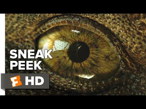 Jurassic World: Fallen Kingdom Sneak Peek #4 (2018) | 'Awesome' | Movieclips Trailers