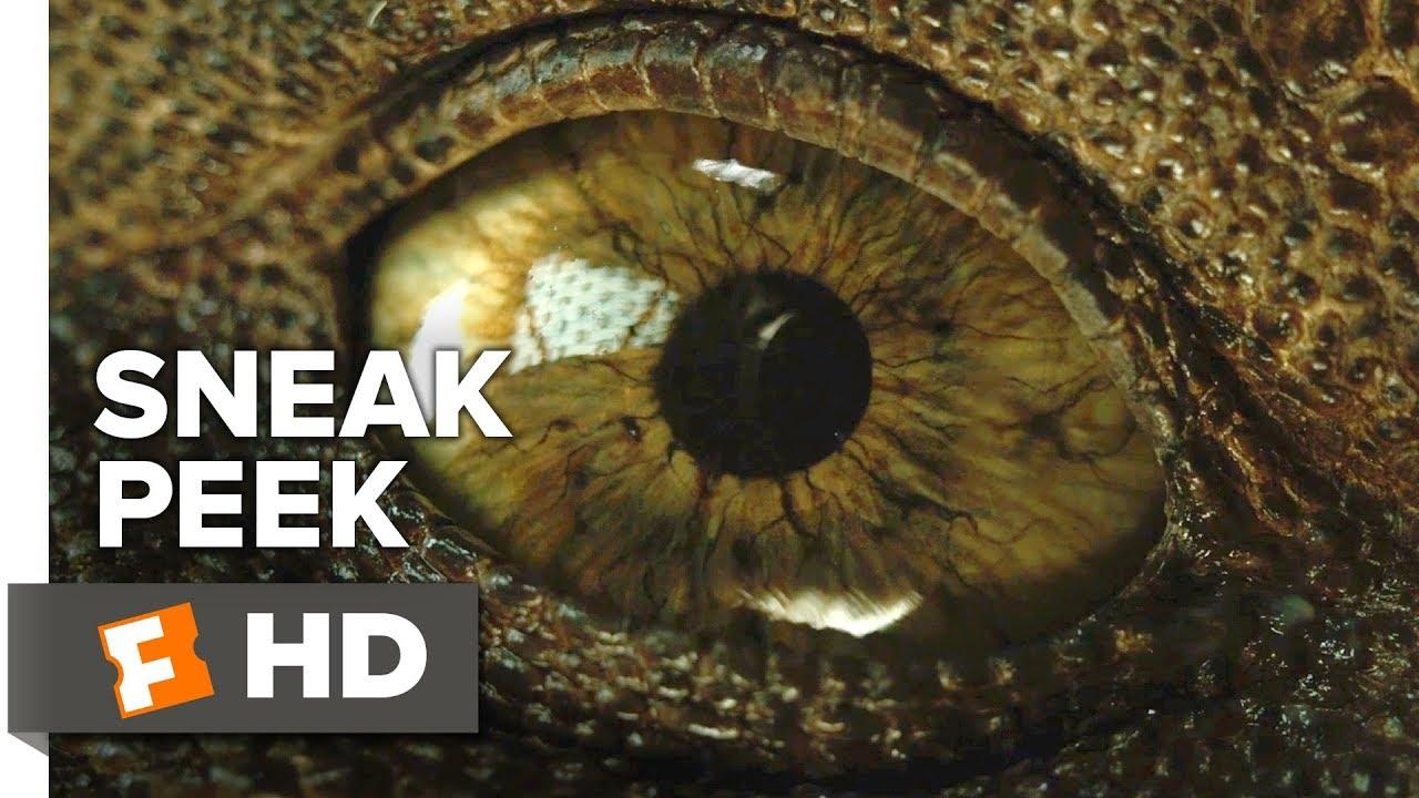Jurassic World: Fallen Kingdom Sneak Peek #4 (2018) | 'Awesome' | Movieclips Trailers