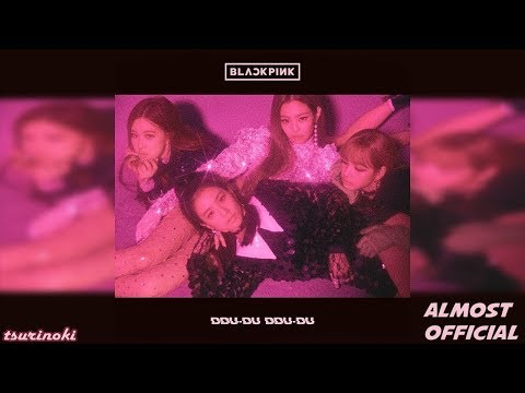 BLACKPINK - DDU-DU DDU-DU (Official Instrumental HQ 98%) +DL