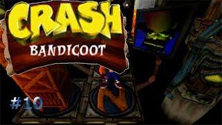 Cuarto del generador/Crash Bandicoot #10