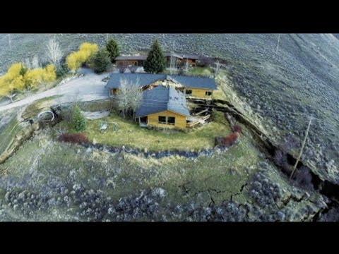Wyoming Landslide:  Slow Moving Disaster
