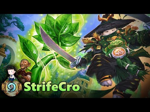 Hearthstone Wild Jade Druid: Wading Through Jade