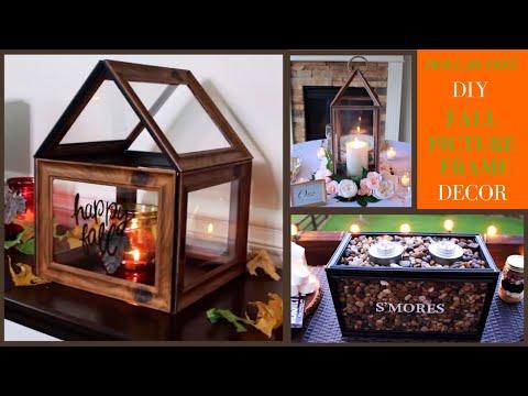 DIY DOLLAR TREE Fall Decor 2019 | Fall Home Decor DIY | 3 BEAUTIFUL & EASY Projects!