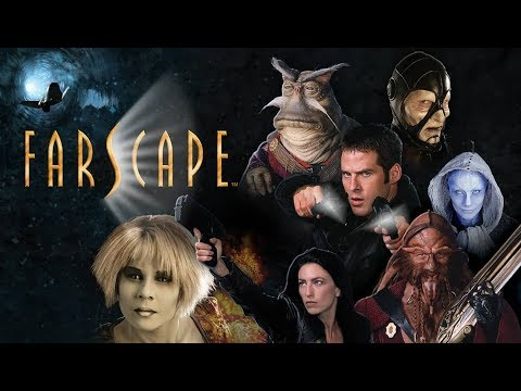 Farscape Forever  PLZ Bring It Back!!!