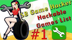 SB Game Hacker Hackable Games List [Best 10] Part 1