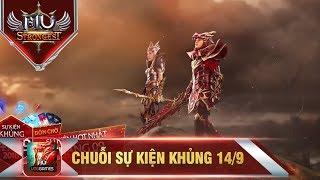 MU Strongest VNG: Chuỗi Sự Kiện Khủng 14/09 Mừng 500.000 Người Chơi