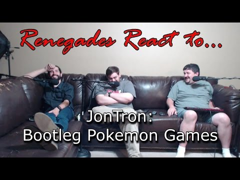 Renegades React to... JonTron - Bootleg Pokemon Games