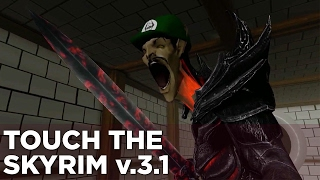 Touch the Skyrim Ep. 10: Griffin and Nick Play a Fun New Mario Game
