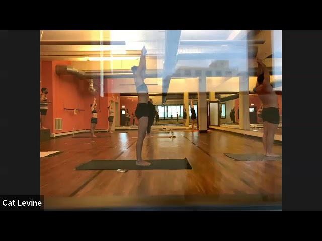 Nick 90 Minute Yoga Class Be Yoga Andersonville